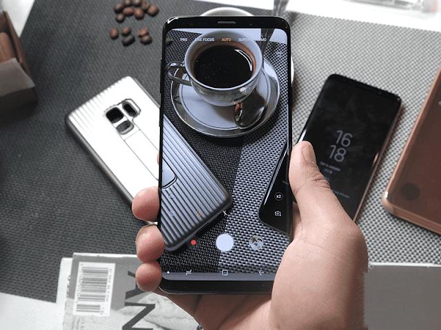 Test caméra du Galaxy s9