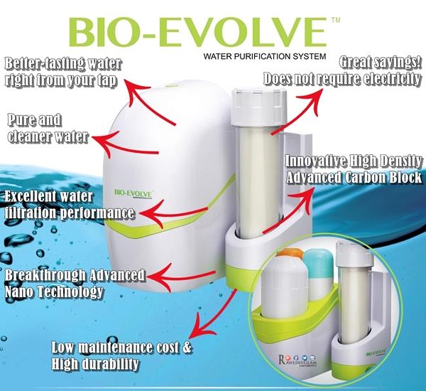 Bio EvolveTM Water Purification System, byrawlins, el nino, heat wave, hotness, kekal sihat musim panas, Malaysia panas, minum air, penapis air jimat tenaga, penapis air murah,