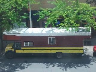 Srtc Transportation Blog Recycled Bus