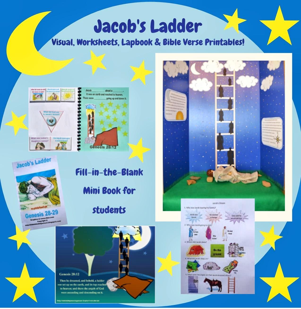 Bible Fun For Kids 1 9 Genesis Jacob S Dream