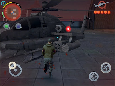 Gangstar Vegas v3.4.1a MOD APK+DATA Offline for Android