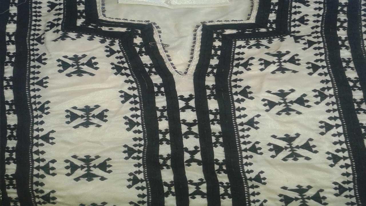 balochi dress photo - 5