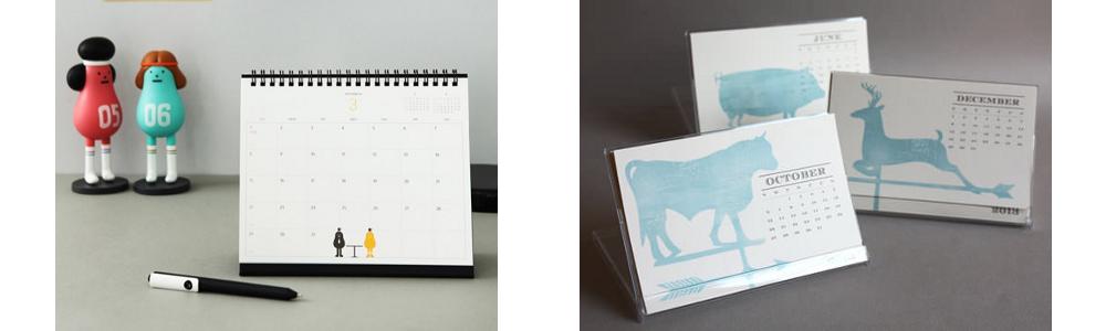kalendarze druk