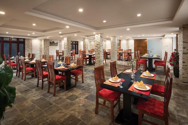 nhà hàng-khách sạn sapa golden villa sapa