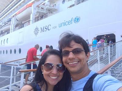 Embarque no cruzeiro Msc Magnífica em Fortaleza