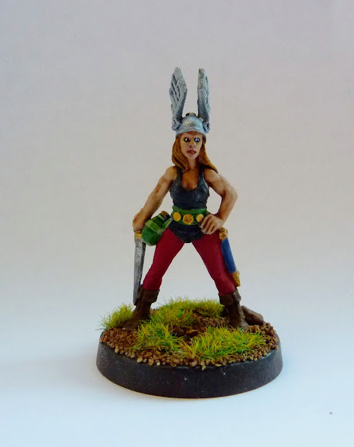 Rennie (female Asterix) from Hasslefree Minatures