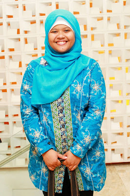 alumni Sampoerna Academy Ratna Setyaning Widayanti
