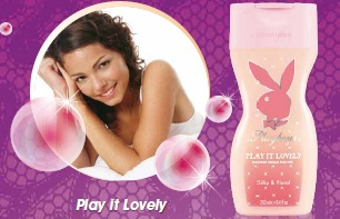 Recenzja Playboy Play It Lovely Shower Gel