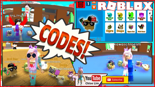 Roblox Magnet Simulator Gameplay 3 New Codes I Got The Ogre Doge