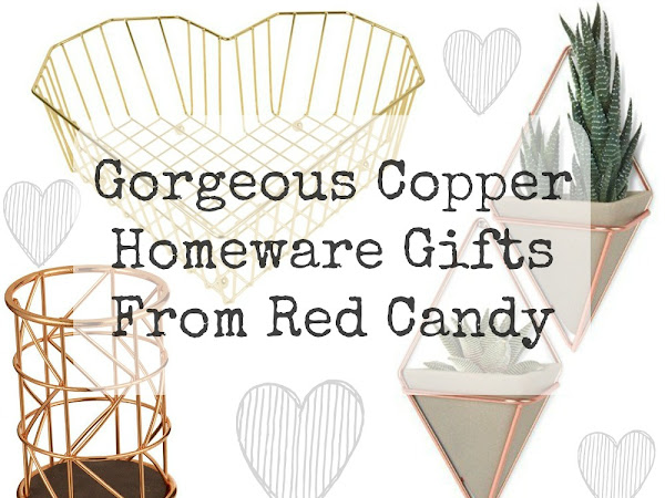 Gorgeous Copper Homeware Gifts From Red Candy