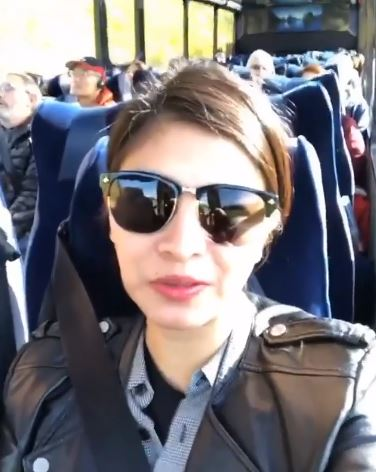 Angel Locsin Gave Her Fans a Little Update on Her Vacation Trip! WATCH THIS!