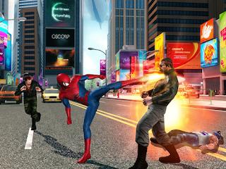 تحميل لعبة The Amazing Spider-Man 2 الجديدة مجاناً احدث إصدار للأندرويد.