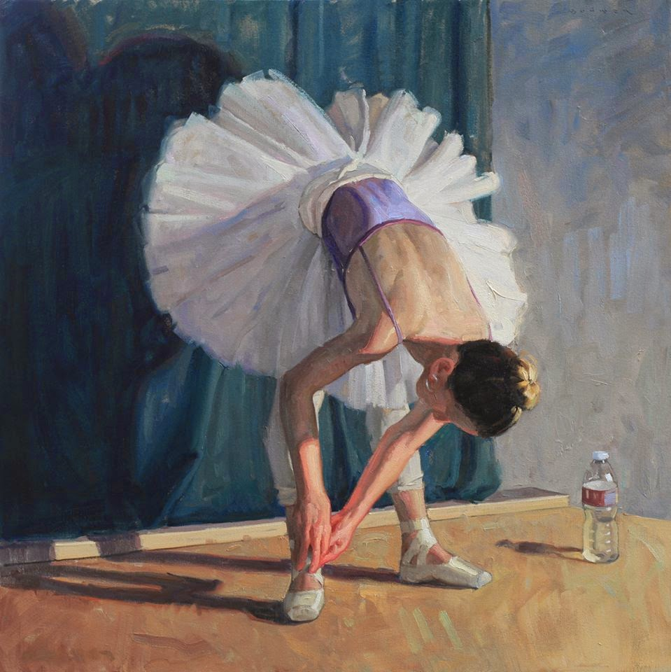 Ballet Paintings Artists