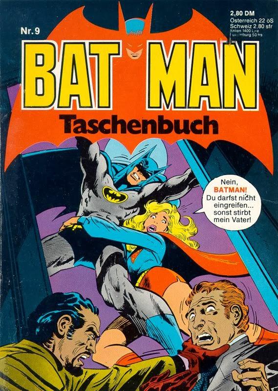 Batman Taschenbuch Nr 9 Ehapa Verlag