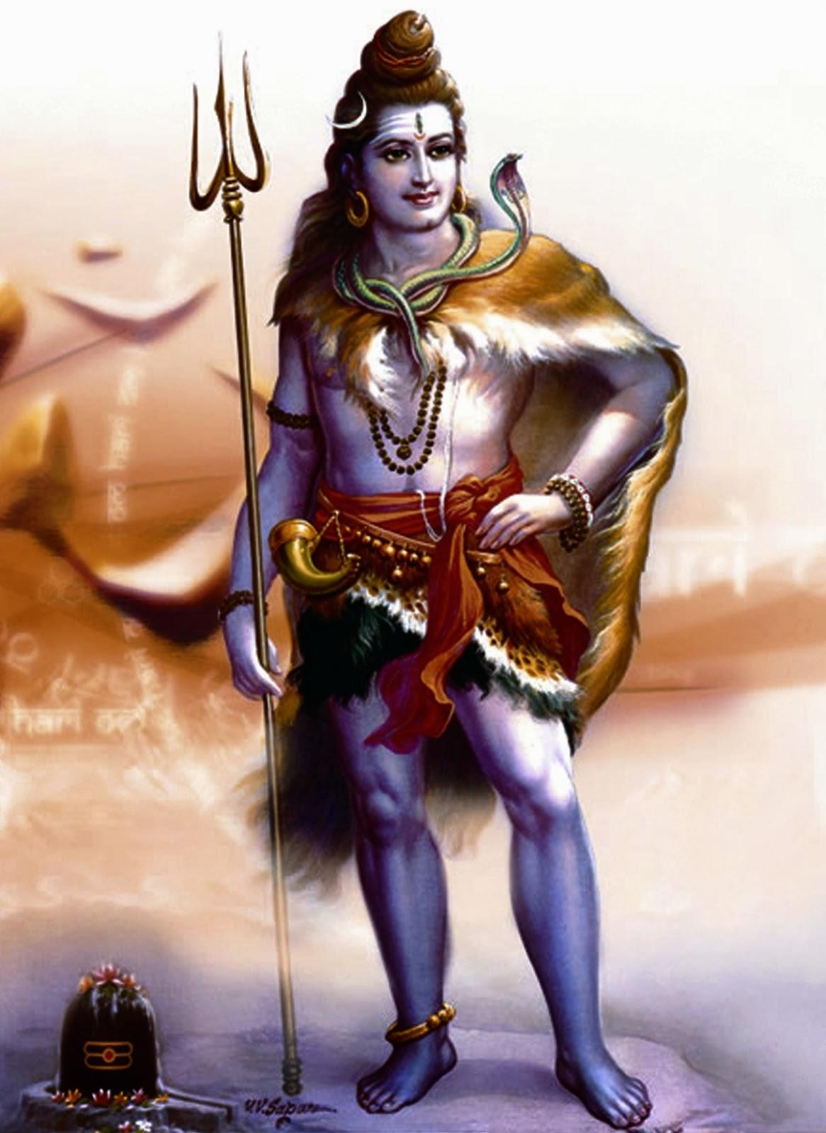 LORD SHIVA: Shiva Linga: The Symbol for Shiva
