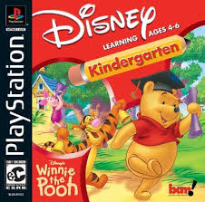 Winnie the Pooh - Kindergarden - PS1 - ISOs Download