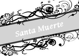 Santa Muerte title image