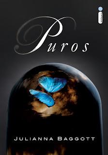 Resenha: Puros, de Julianna Baggott. 17