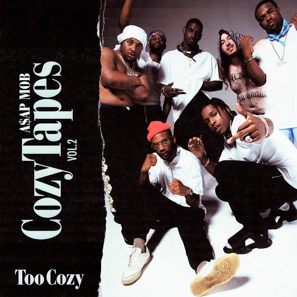 A$AP Mob - Feels So Good (feat. A$AP Rocky, A$AP Ferg, A$AP Nast, A$AP Twelvyy & a$AP Ant) - Single Cover