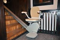 Ile kosztuje krzesełko schodowe