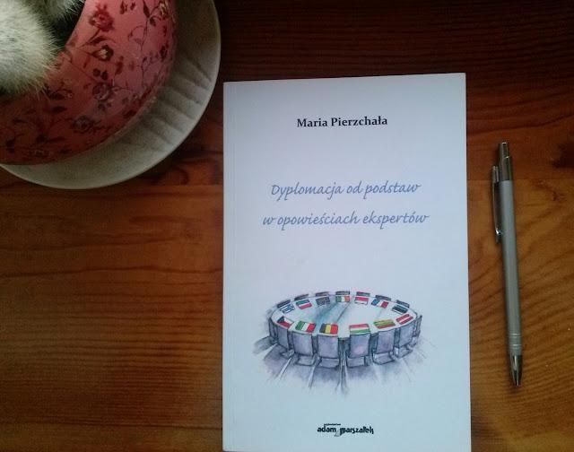 dyplomacja etykieta savoir-vivre książka recenzja