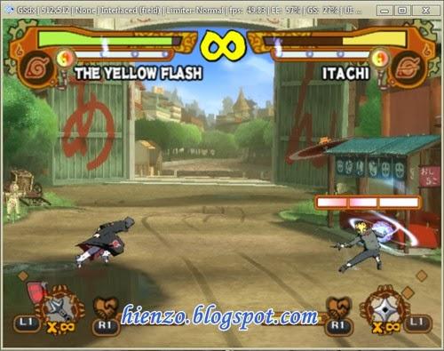 Uchiha Itachi versus Minato Yondaime