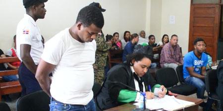 Condenan a 15 años de prisión hombre mató de una pedrada un adolescente en Sabana Grande