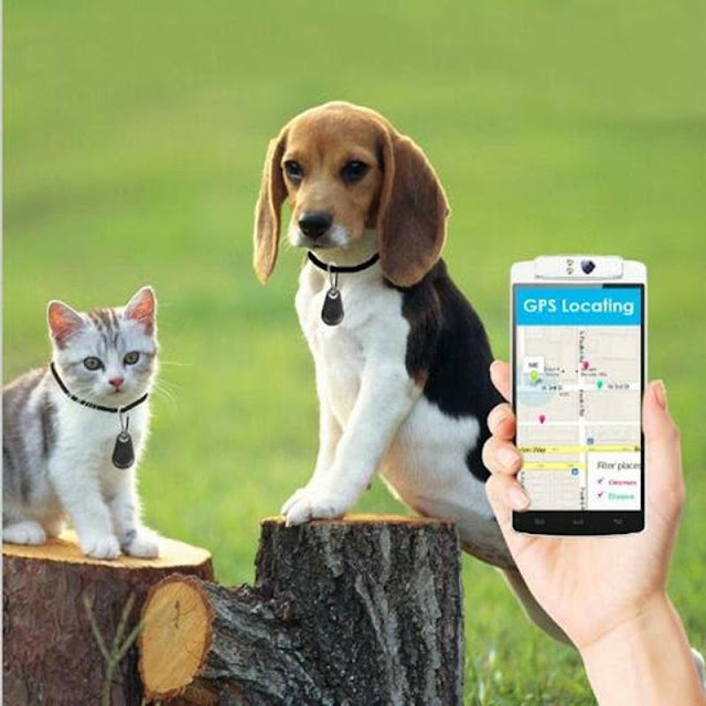 Smart Tag Bluetooth4.0 Tracker with GPS Locator Alarm