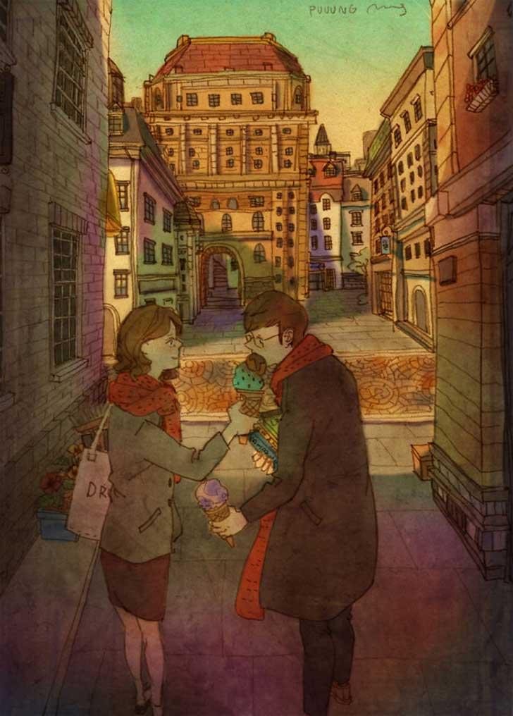 É muito Amor! - By Puuung