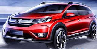 2018 Honda BRV Revue, spécifications, prix et date de sortie Rumeur