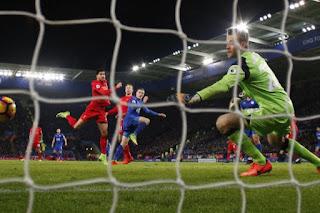 Liverpool Perkukuh Kedudukan Dalam 'Gua'