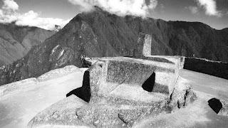 O Intihuatna de Machu Picchu