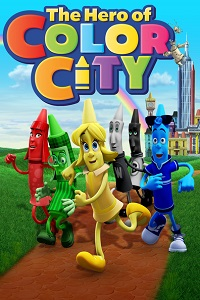 Watch The Hero of Color City Online Free in HD