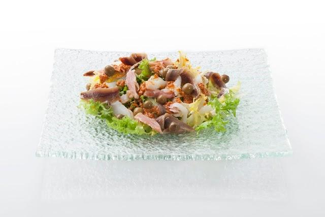 El xató de Calafell, mucho más que una ensalada tradicional