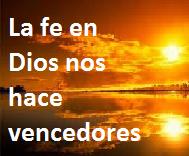 Sermón cristiano: Es Dios quien te levanta de la derrota.