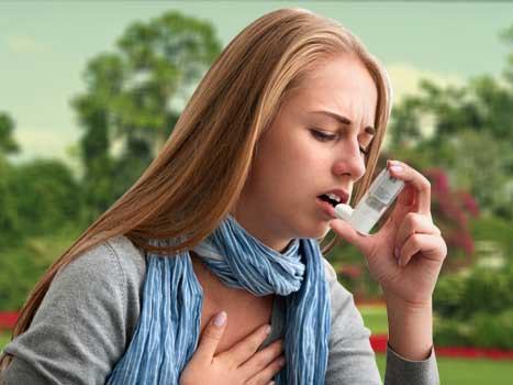 Faktor Utama Kambuhnya Penyakit Asma