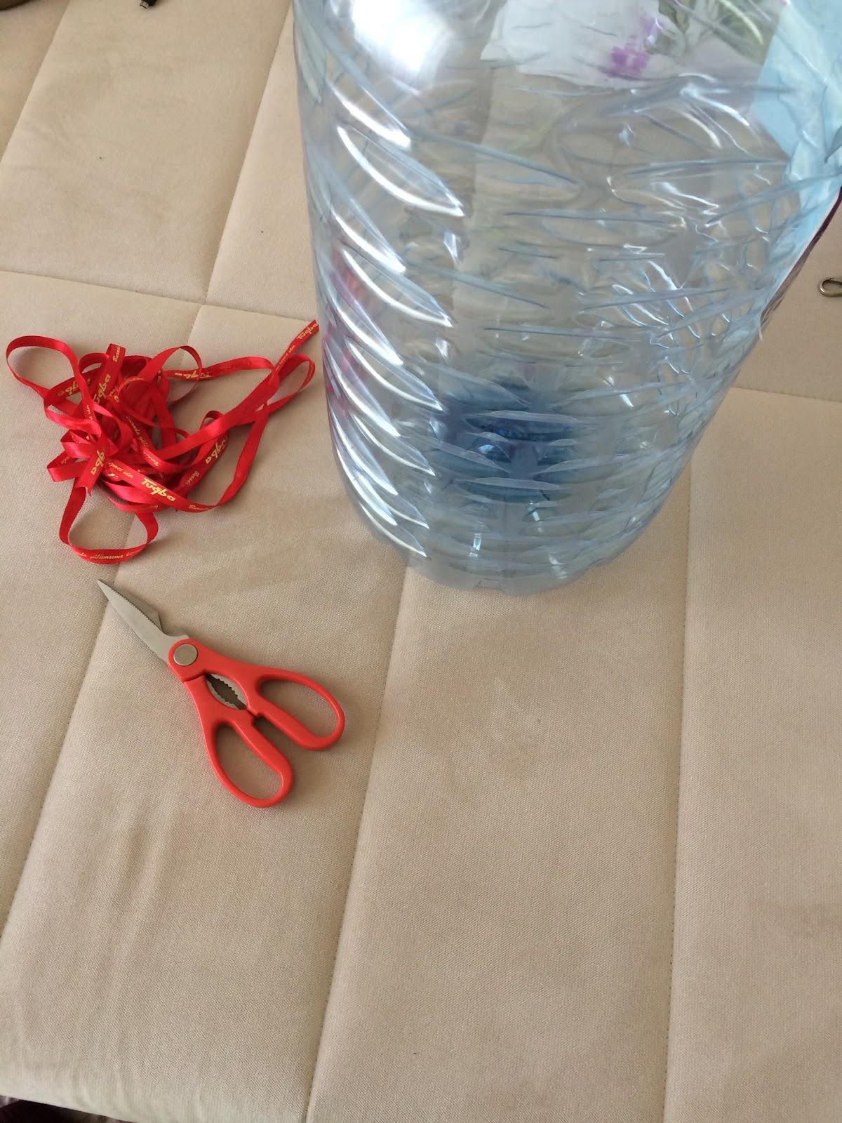 Su Şişesinden Oyuncak Yapımı