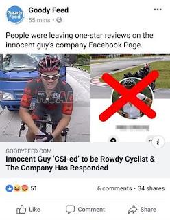 eric cheung cyclist online vigilantism