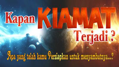 Peristiwa Hari Kiamat dalam Al-Qur'an