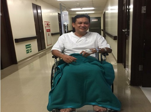 Penyerang Ustadz Somad Ini Dipasang Tiga Cincin di Tubuhnya