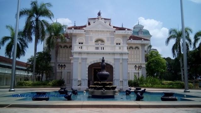 Mengenali Sultan Perak Di Galeri Sultan Azlan Shah