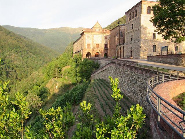 Monasterio de Valvanera en Anguiano