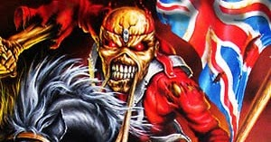 Iron Maiden Discography ( 1980 - 2011 ) JAPANESE EDITION