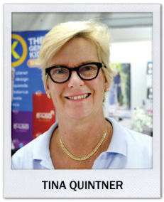 Micro Scooter stockist Tina Quintner