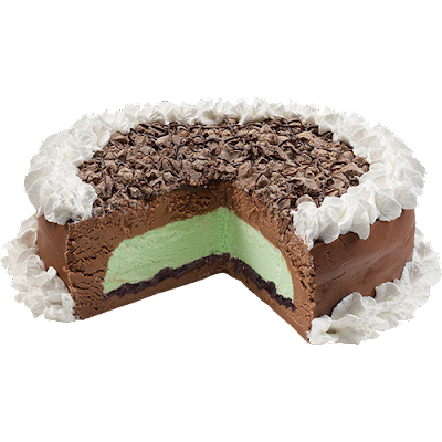 marble slab ice cream cake review