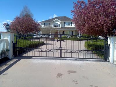 driveway gates centennial