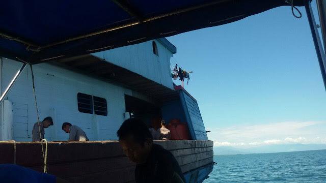 Belum Ketemu, Tim Gabungan Kembali Selami Dasar Laut Cari Kapal Patroli Karam