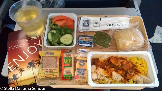 Can I Bring Food On A Plane Tsa