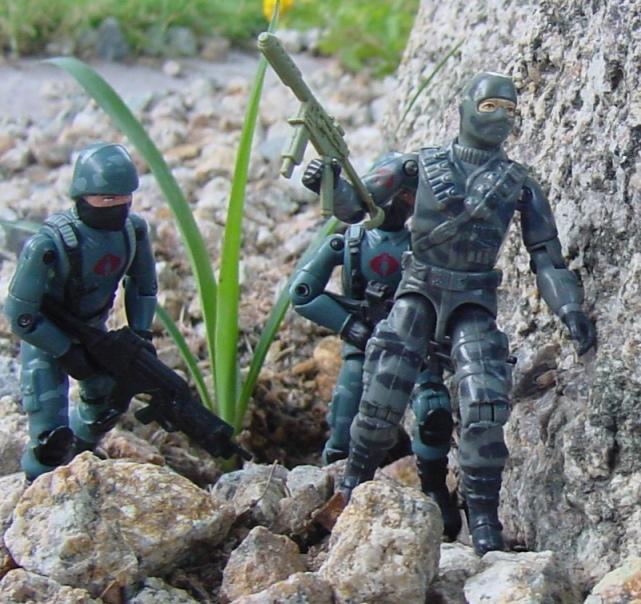 1984 Firefly, 2005 Cobra Night Watch Trooper, Officer