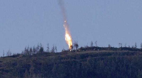 الولايات المتحدة تسقط طائرة قامت بإطلاق النار عليها فى سوريا